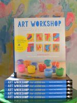 My labor of love is finally here! Art Workshop for Children by Barbara Rucci. With essays by Betsy Mckenna.
