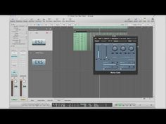 Learn how to create your own gated synth effect in Logic Pro.