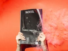 IT publisher MOUSSE MAGAZINE return w issue 59 / Summer 2017