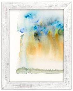 """""""Torrent"""" - Art Print by Lindsay Megahed in beautiful frame options and a variety of sizes."""