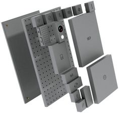 Phonebloks is a concept for a customizable smartphone made out of detachable blocks.