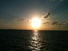 Caribbean Sea in Cancún, Quintana Roo