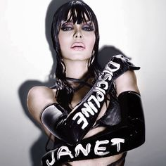 Janet jackson damita jo album cover