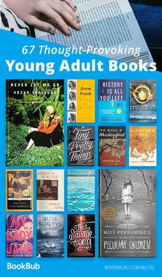 The best teenage books to read