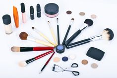 Different Kinds of Makeup