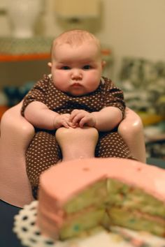 maybe in like, 6+ years? i really like fat babies, and this child tops them all...
