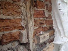 Détérioration Importante Du0027un Mur Porteur En Brique