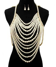 Body Pearls / Pink Pearls Couture & Accessories