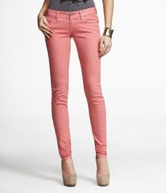 pink pants! For spring:)