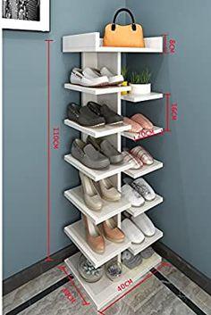 Shoe Rack Furniture, Wood Shoe Rack, Home Decor Furniture, Furniture Design, Shoe Racks, Diy Storage Shelves, Shoe Shelves, Shoe Storage Cabinet, Wooden Shelves