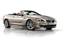 BMW 640i and 650i Convertible Full Specs