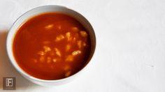 Paradicsomleves Csipetkével Recept videóval. #magyarreceptek #receptekmagyarul #ebédötletek #ebédreceptek #levesrecept #leves #paradicsom #tészta #tésztareceptek