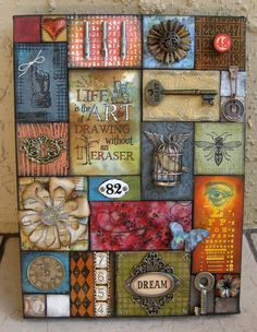 Holtzian Patchwork - love this!