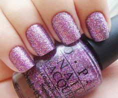 Pink and sparkly! ashleygreer