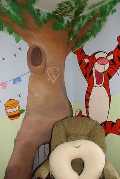 pooh nursery