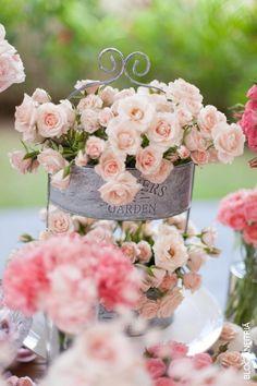 garden flower party