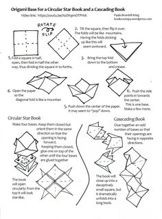 25 Origami Instructions For Kids