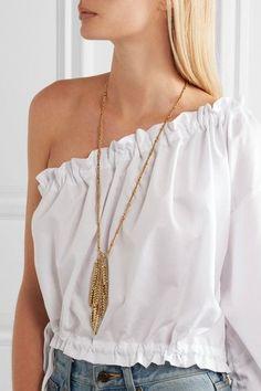 Aurélie Bidermann - Gold-plated Necklace - one size