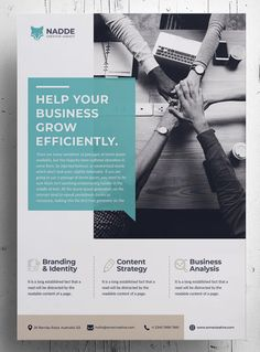 10 Modern Corporate Flyer Templates is a fresh collection of the newest business flyers. Professional design for the perfect promotion of your business. Web Design, Game Design, Graphic Design Flyer, Poster Design Layout, Corporate Brochure Design, Flyer Layout, Corporate Flyer, Business Brochure, Brochure Layout