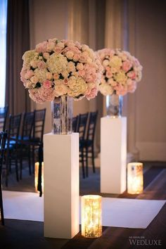 The flower arrangements for church wedding planning process you'll want to be well aware of how rapidly costs accumulate. Wedding Church Aisle, Wedding Table, Church Ceremony Decor, Wedding Aisles, Wedding Reception, Wedding Aisle Decorations, Wedding Centerpieces, Church Decorations, Church Flowers