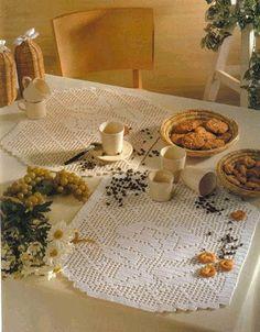 Hogar...Crochet - Thalia Atalaya - Álbuns da web do Picasa