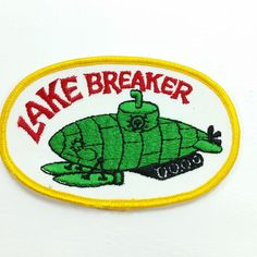 Lake Breaker Patch #Unbranded #ad