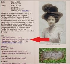 MICHIGAN FAMILY TRAILS : ADDING SIBLING LINKS TO FINDAGRAVE