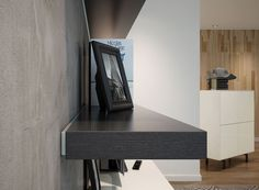 Floating shelves from SydneySide Featuring our patented track mounting system. www.sydneyside.net.au
