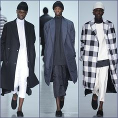 London Fashion Week Fall14                          Agi & Sam