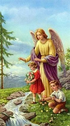 Seraph Angel, Catholic Pictures, Fairy Wallpaper, Christian Images, Heart Of Jesus, Angel Pictures, Angels Among Us, Guardian Angels, Blessed Mother