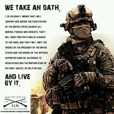 Be an oath keeper, I love being a grunt. Army Mom, Army Life, Military Life, Military Salute, Soldier Quotes, Army Quotes, Military Quotes, Military Humor, Pomes