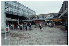 Churchill Square Brighton 1985