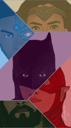 Justice League #JusticeLeagueMovie In Theaters November 17