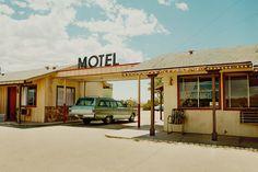 Motel by Sarah Johanna Eick Spiegel Online, Glass Animals, Aesthetic Vintage, Photography Photos, Small Towns, West Coast, Old Photos, Photo Art, Wall Art Prints