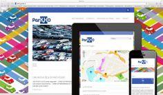 Studio e realizzazione del sito parkho.it