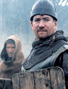 THE LAST KINGDOM PREMIERES SATURDAY, OCTOBER 10 Uhtred's father, Lord Uhtred, is a formidable fighter and leader of men, and ruler of the kingdom of Bebbanburg in Northumbria. He is a serious and rather distant man whose commitments to Bebbanburg leave little time for his two sons. Young Uhtred struggles to win his father's affection and approval.