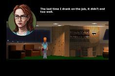 Blackwell Deception screenshot