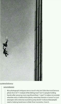 Or the guy on the bottom started to fall or something and decided he didn't want to go alone.