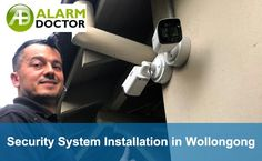 Alarm Repair in Wollongong Package Deal, Security Solutions, Different Quotes, Security Alarm, Alarm System, Ip Camera, How To Plan