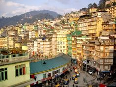 Gangtok at a glance
