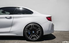 2016 Alpine White F87 M2 - Ohlins Road And Track Suspension Upgrade 14