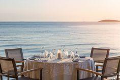 Mythos By Divani Restaurant Palace, Dining Table, Restaurant, Furniture, Home Decor, Decoration Home, Room Decor, Dinner Table, Diner Restaurant