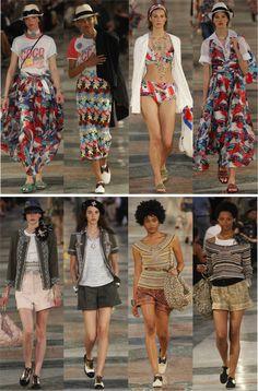 Chanel latina, o histórico desfile da maison em Cuba 2017- Fashionismo
