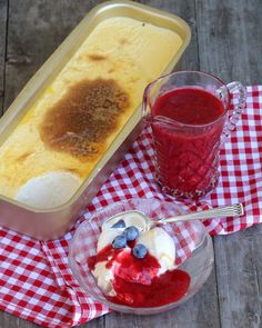 Pudding Desserts, Food And Drink, Sweets, Baking, Recipes, Gummi Candy, Candy, Bakken, Recipies