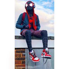 So, I'm Spider-Man, and I'm not the only one, not by a long shot. Miles Spiderman, Miles Morales Spiderman, Black Spiderman, Spiderman Spider, Amazing Spiderman, Marvel Comic Universe, Marvel Heroes, Marvel Avengers, Best Marvel Characters