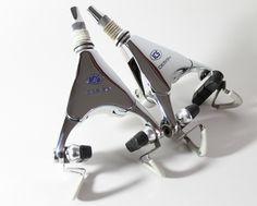 ICS Campagnolo C RECORD DELTA brakes 3-pivot mint condition