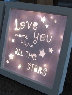 lit up picture frames Beauty
