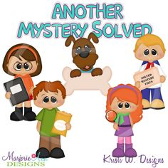 Scooby Doo & Mystery Gang~SVG-MTC-PNG plus JPG Cut Out Sheet(s) Our sets also include clipart in these formats: PNG & JPG
