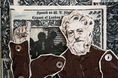 William Morris — Susie Vickery Embroideries William Morris, Animation Film, Embroidery, Needlepoint, Crewel Embroidery, Embroidery Stitches