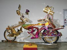 pimped out bycycle images   Awesomely Tricked-Out Bicycles